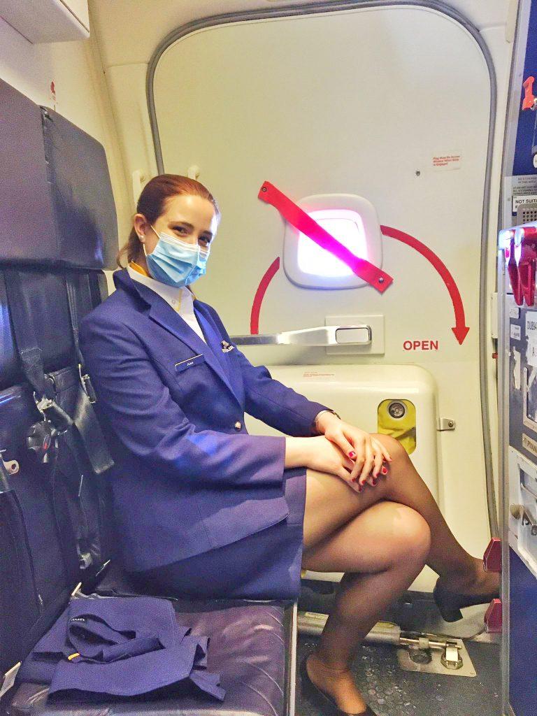 Soy Ana, exalumna Global Crew y TCP en Ryanair. Te cuento mi experiencia!